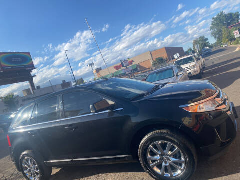 2011 Ford Edge for sale at Sanaa Auto Sales LLC in Denver CO