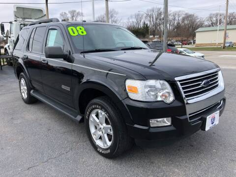 2008 Ford Explorer for sale at I-80 Auto Sales in Hazel Crest IL