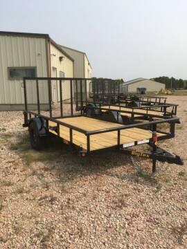 2021 Big Tex 35ES-12 #4114 for sale at Prairie Wind Trailers, LLC in Harrisburg SD