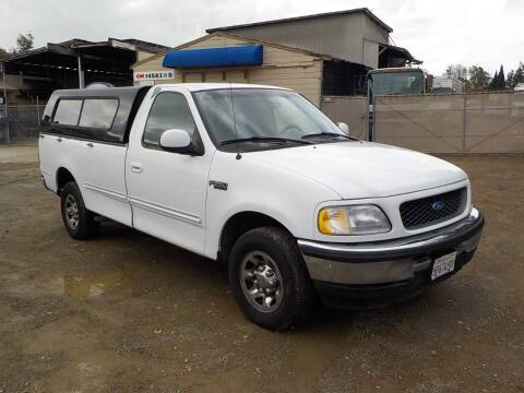 1997 Ford F-250 for sale at Royal Motor in San Leandro CA