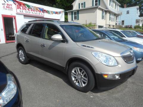 2009 Buick Enclave for sale at Ricciardi Auto Sales in Waterbury CT