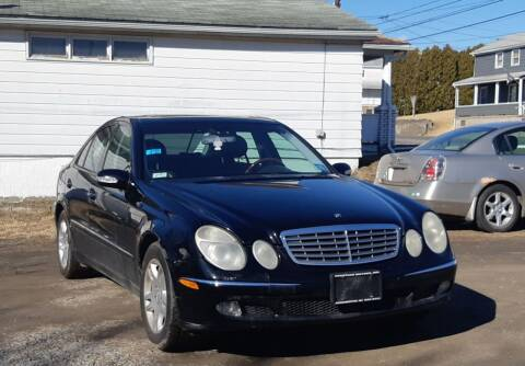 2005 Mercedes-Benz E-Class for sale at MMM786 Inc. in Wilkes Barre PA