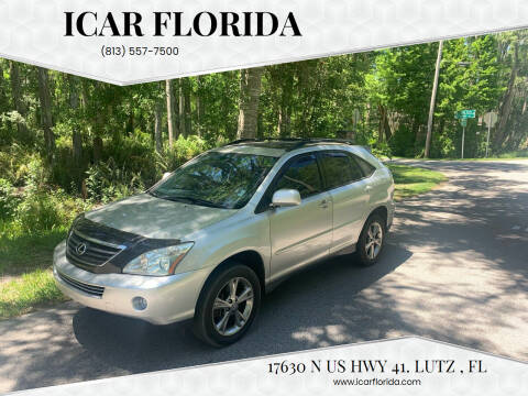 2006 Lexus RX 400h for sale at ICar Florida in Lutz FL