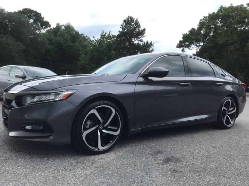 2018 Honda Accord for sale at #1 Auto Liquidators in Yulee FL