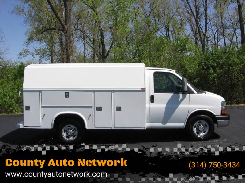 2014 Chevrolet Express Cutaway for sale at County Auto Network in Ballwin MO
