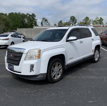 2010 GMC Terrain for sale at World Wide Auto in Fayetteville NC