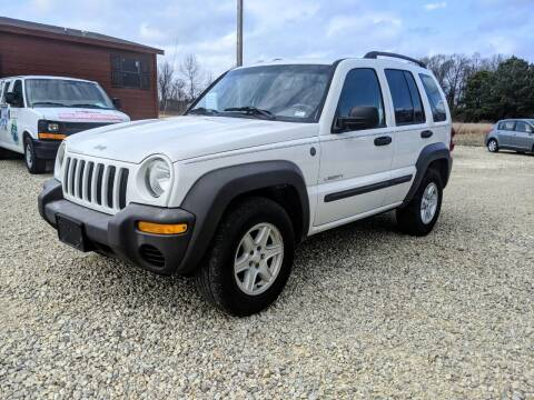 2004 Jeep Liberty for sale at Delta Motors LLC in Jonesboro AR