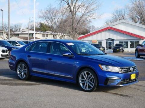 2017 Volkswagen Passat for sale at Park Place Motor Cars in Rochester MN