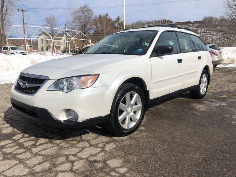 2009 Subaru Outback for sale at Used Cars 4 You in Serving NY