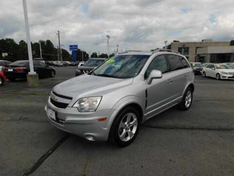2013 Chevrolet Captiva Sport for sale at Paniagua Auto Mall in Dalton GA
