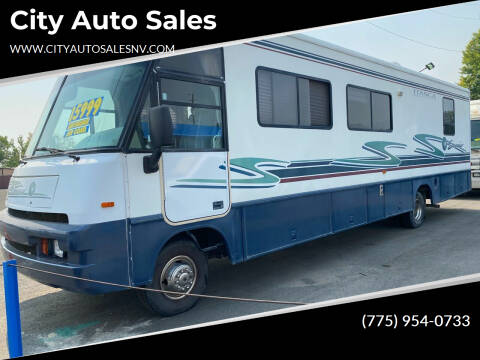 1997 Ford Motorhome Chassis for sale at City Auto Sales in Sparks NV