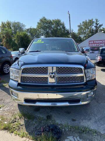 2011 RAM Ram Pickup 1500 for sale at Mastro Motors in Garden City MI