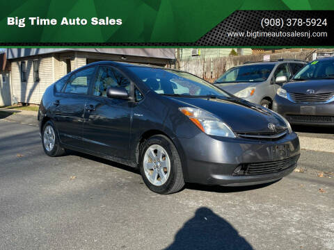 2008 Toyota Prius for sale at Big Time Auto Sales in Vauxhall NJ