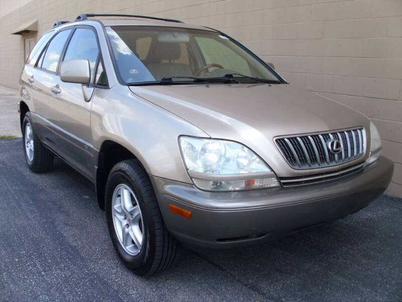 2002 Lexus RX 300 for sale at Big E's Auto Group LC in Marion TX