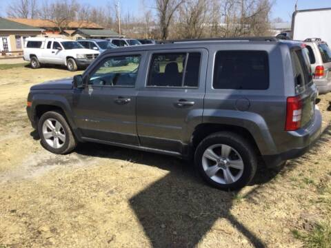 2012 Jeep Patriot for sale at Stewart's Motor Sales in Byesville OH