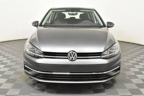 2021 Volkswagen Golf for sale at Southern Auto Solutions-Jim Ellis Volkswagen Atlan in Marietta GA