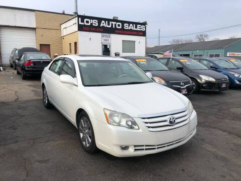 2007 Toyota Avalon for sale at Lo's Auto Sales in Cincinnati OH