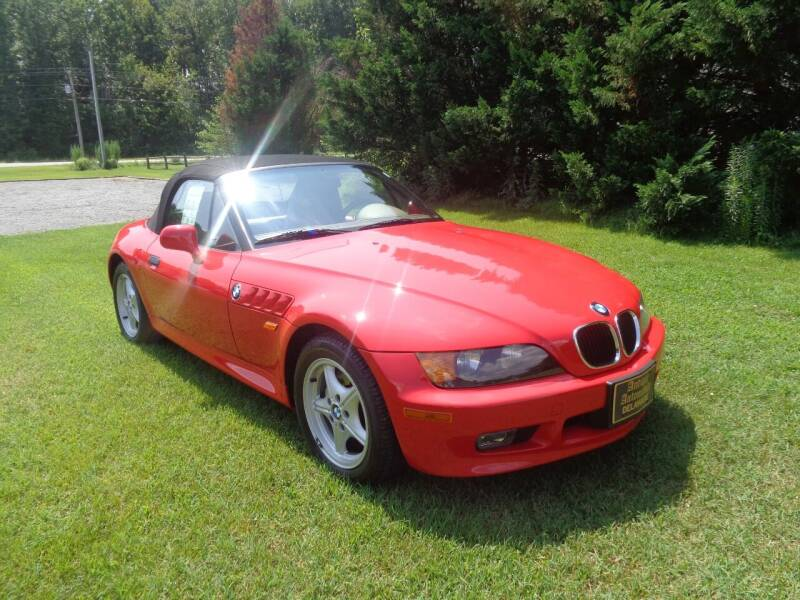 1996 BMW Z3 for sale at European Coach Werkes, Inc in Frankford DE