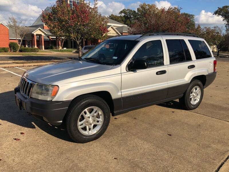 2003 Jeep Grand Cherokee for sale at BLANCHARD AUTO SALES in Shreveport LA