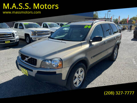 2004 Volvo XC90 for sale at M.A.S.S. Motors - MASS MOTORS in Boise ID