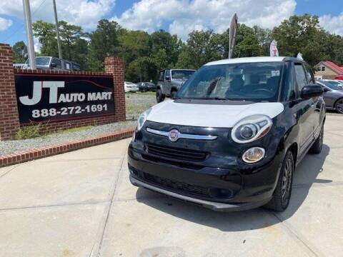 2014 FIAT 500L for sale at J T Auto Group in Sanford NC