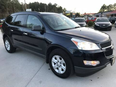 2011 Chevrolet Traverse for sale at Auto Class in Alabaster AL