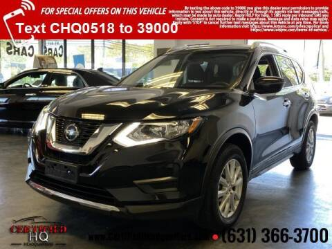 2018 Nissan Rogue for sale at CERTIFIED HEADQUARTERS in St James NY