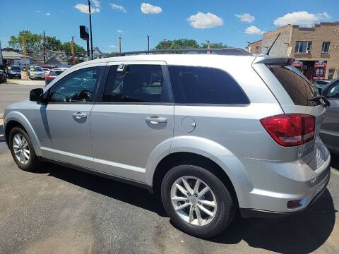 2014 Dodge Journey for sale at TEMPLETON MOTORS in Chicago IL