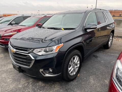 2019 Chevrolet Traverse for sale at Greg's Auto Sales in Poplar Bluff MO