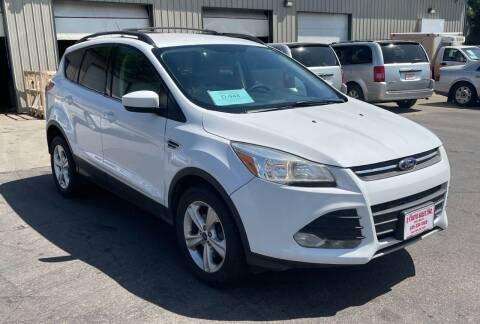 2013 Ford Escape for sale at QS Auto Sales in Sioux Falls SD