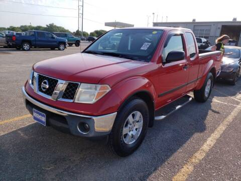 2005 Nissan Frontier for sale at Sarpy County Motors in Springfield NE