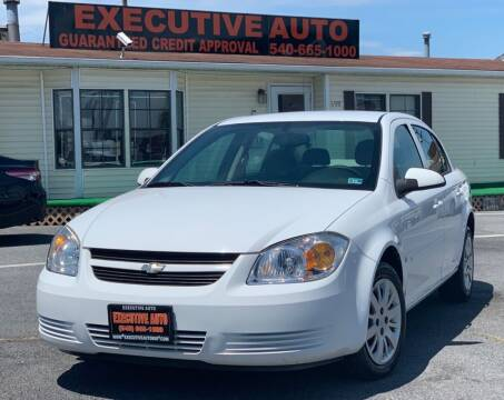 2009 Chevrolet Cobalt for sale at Executive Auto in Winchester VA