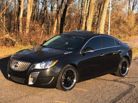 2012 Buick Regal for sale at Right Pedal Auto Sales INC in Wind Gap PA