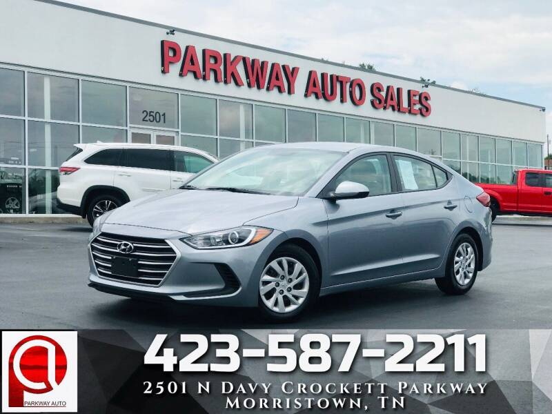 2017 Hyundai Elantra for sale at Parkway Auto Sales, Inc. in Morristown TN