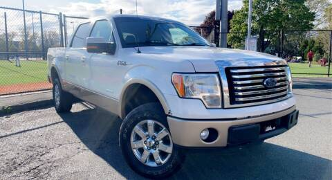 2012 Ford F-150 for sale at Maxima Auto Sales in Malden MA
