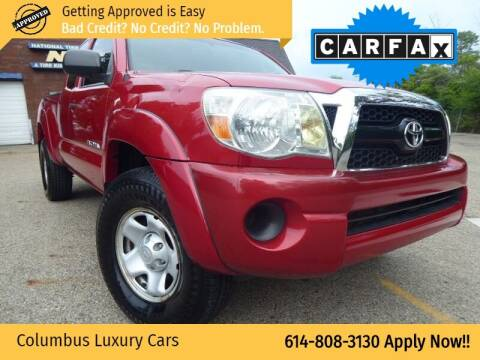 2011 Toyota Tacoma for sale at Columbus Luxury Cars in Columbus OH