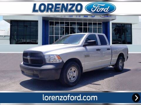 2018 RAM Ram Pickup 1500 for sale at Lorenzo Ford in Homestead FL