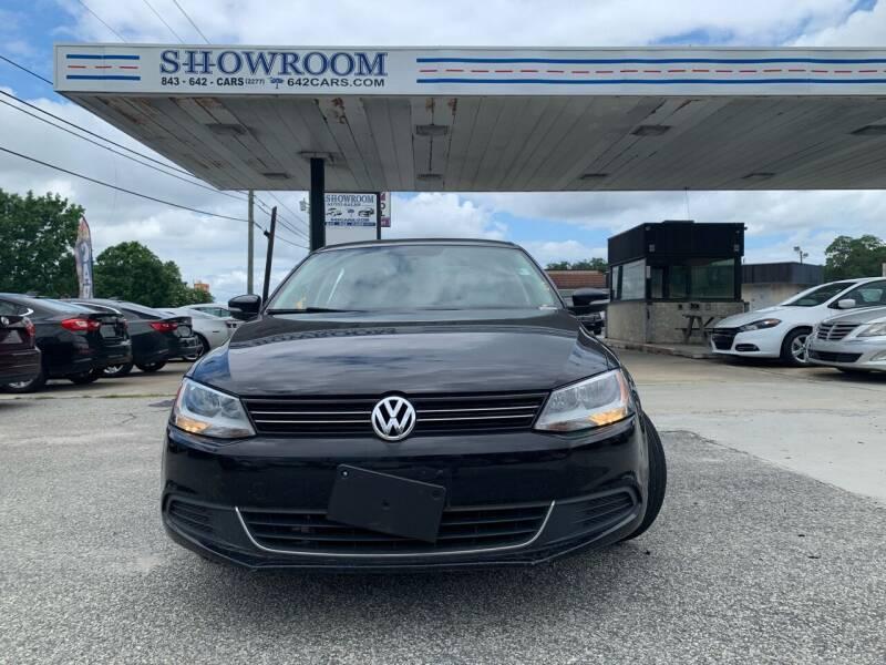 2013 Volkswagen Jetta for sale at Showroom Auto Sales of Charleston in Charleston SC