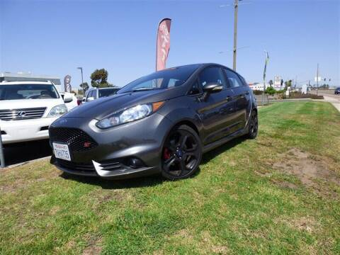 2016 Ford Fiesta for sale at National Motors in San Diego CA
