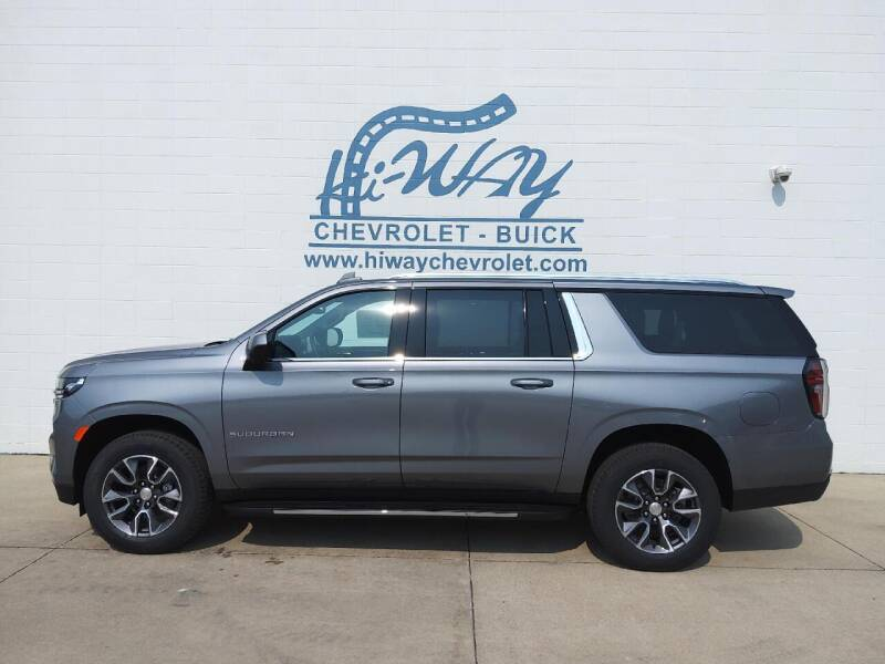 2021 Chevrolet Suburban for sale in Rock Valley, IA