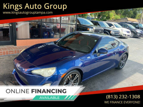 2013 Scion FR-S for sale at Kings Auto Group in Tampa FL