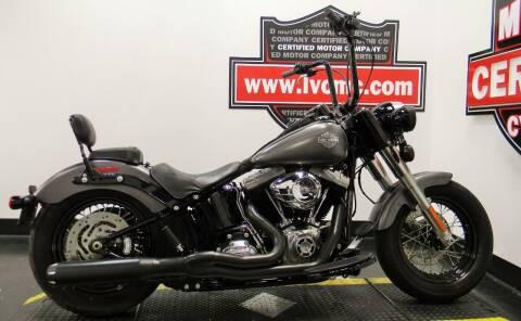 2015 Harley-Davidson SLIM for sale at Certified Motor Company in Las Vegas NV