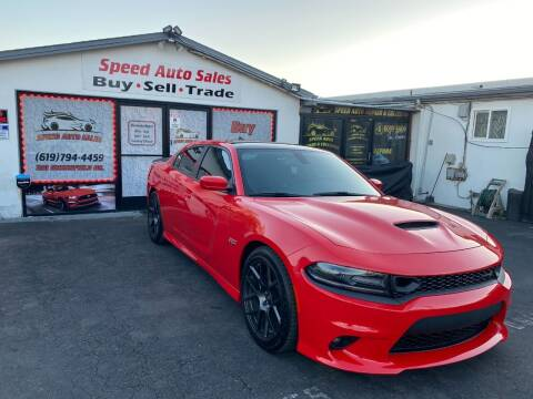 2019 Dodge Charger for sale at Speed Auto Sales in El Cajon CA