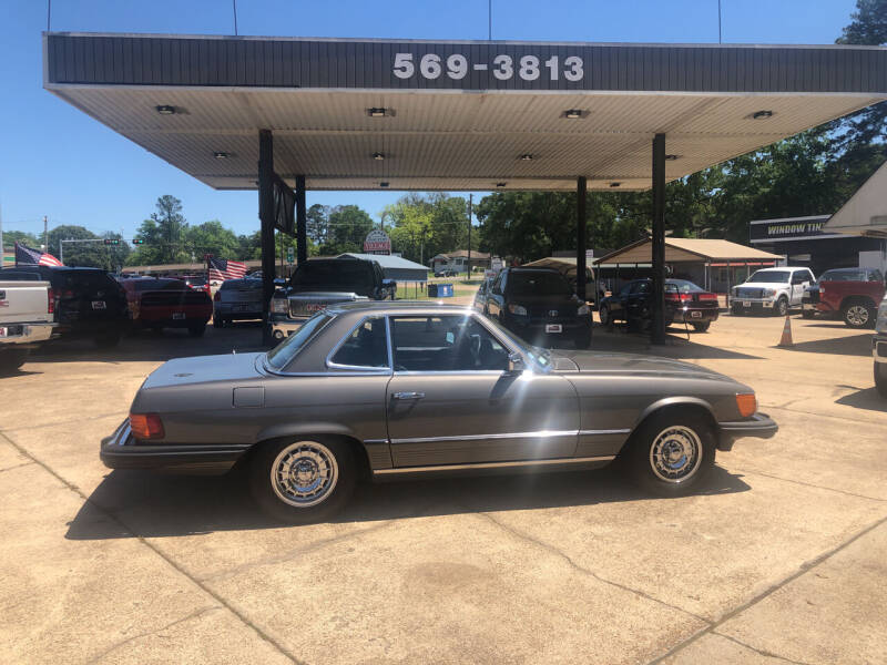 1984 Mercedes-Benz 380-Class for sale in Mineola, TX