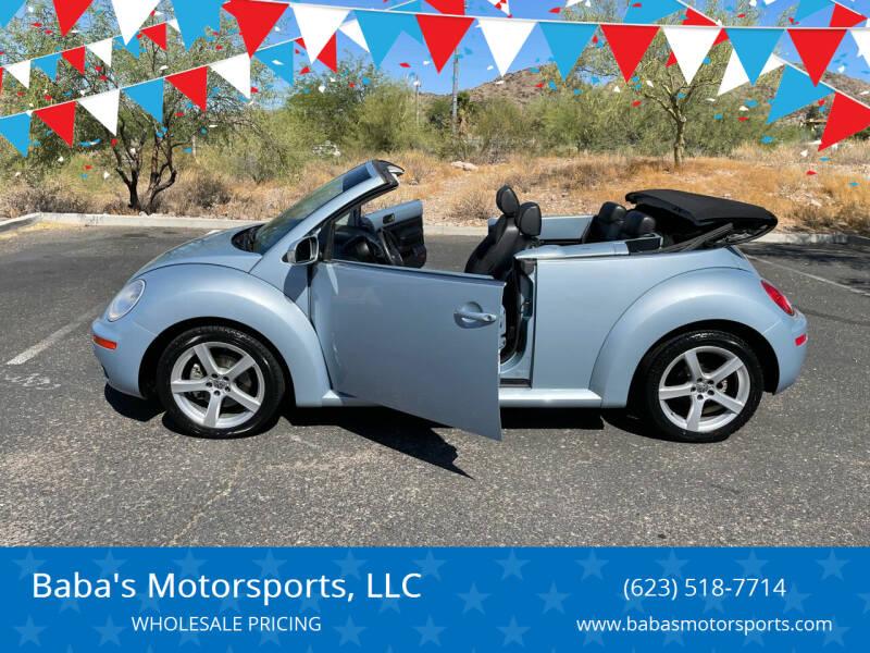 2009 Volkswagen New Beetle Convertible for sale in Phoenix, AZ