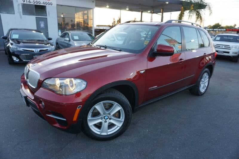 2011 BMW X5 for sale at Industry Motors in Sacramento CA