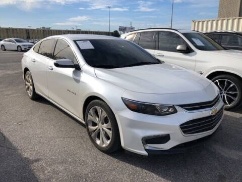 2017 Chevrolet Malibu for sale at Allen Turner Hyundai in Pensacola FL