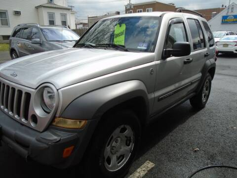2005 Jeep Liberty for sale at Greg's Auto Sales in Dunellen NJ