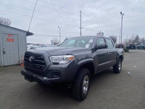 2017 Toyota Tacoma for sale at S&S Best Auto Sales LLC in Auburn WA