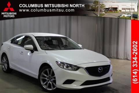 2016 Mazda MAZDA6 for sale at Auto Center of Columbus - Columbus Mitsubishi North in Columbus OH